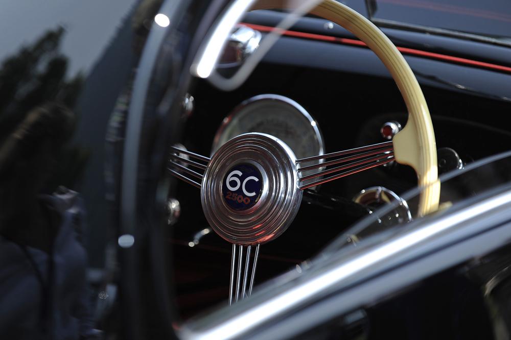 Alfa Romeo – 6C 2500 SS Bertone (1942)