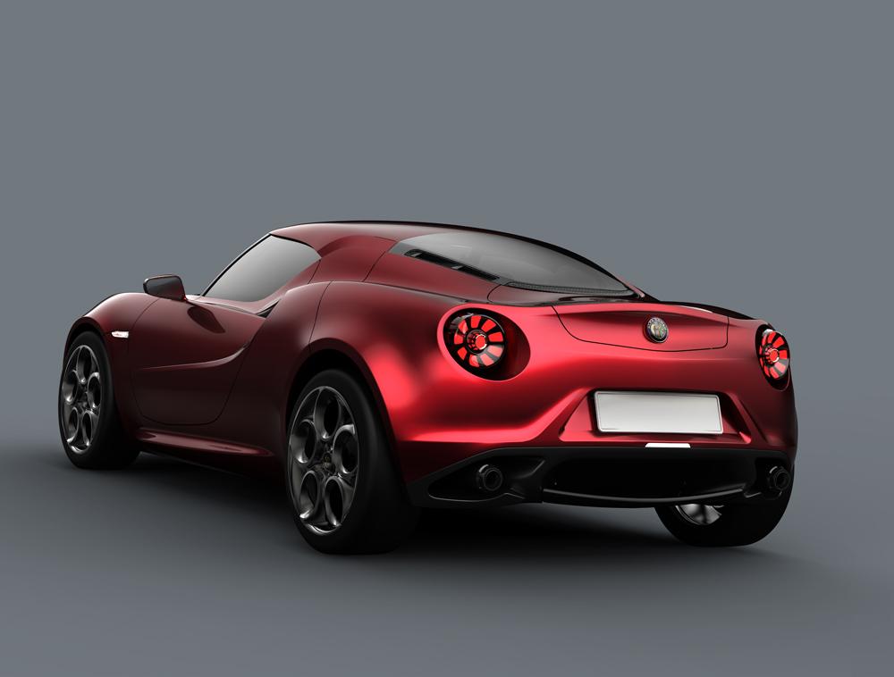 Alfa Romeo – Alfa Romeo 4C
