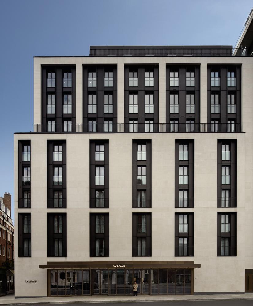 BVLGARI – Das Bvlgari Hotel, London