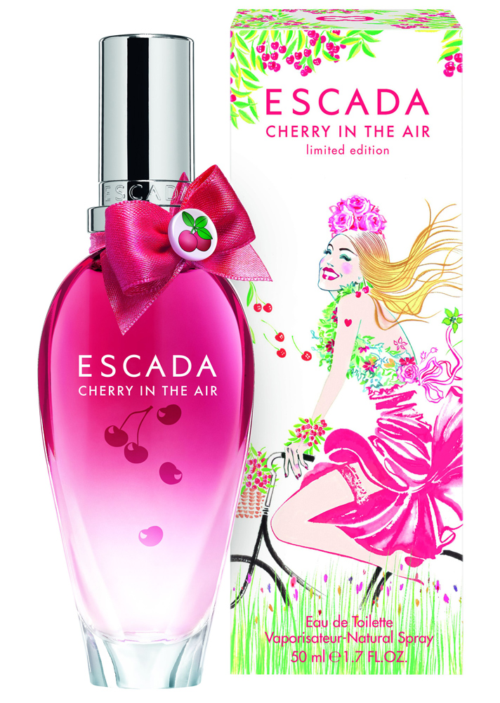 ESCADA – Cherry in the Air