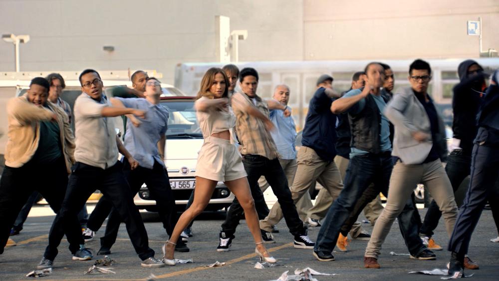 FIAT – Fiat 500 und Jennifer Lopez