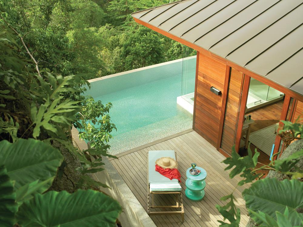 Four Seasons – Seychelles