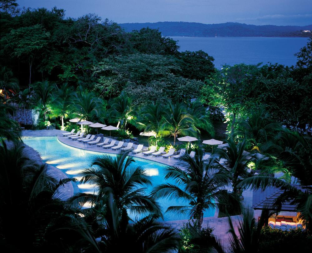 Four Seasons – Peninsula Papagayo, Costa Rica
