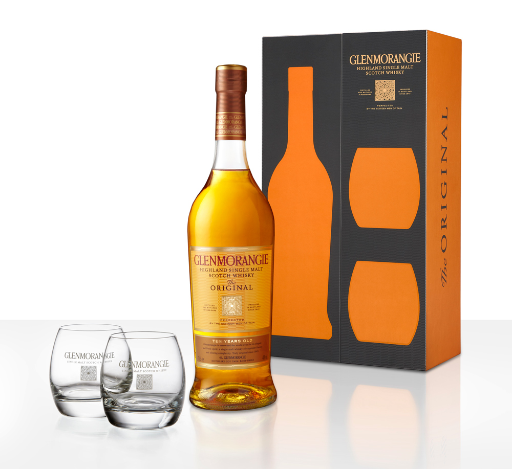 GLENMORANGIE – The Original & Zwei Tumbler