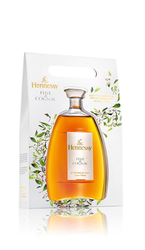 Hennessy – Fine de Cognac & Tee