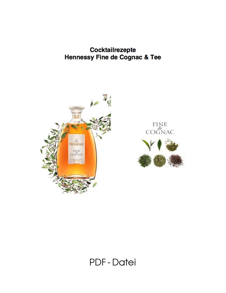 Hennessy – Cocktailrezepte