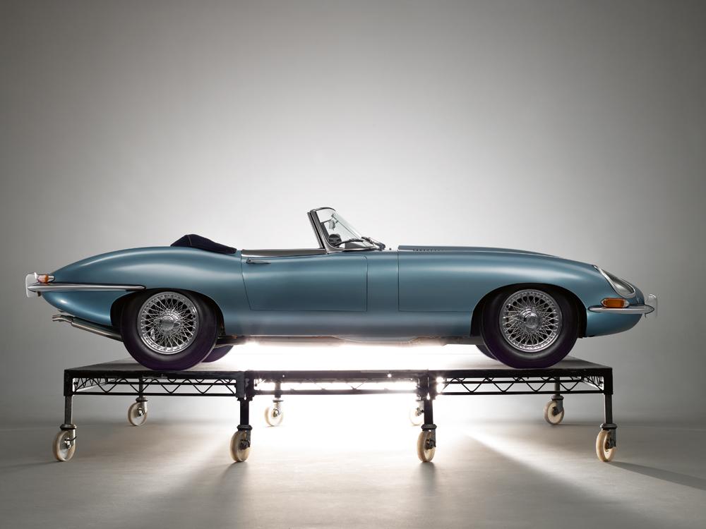 "Jaguar – E-TYPE ""Klassiker der Zukunft"""