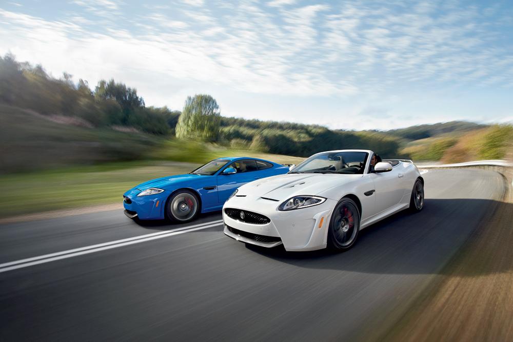 Jaguar – XKR-S Cabriolet