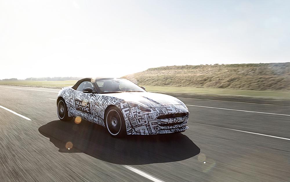 Jaguar – F-TYPE Roadster