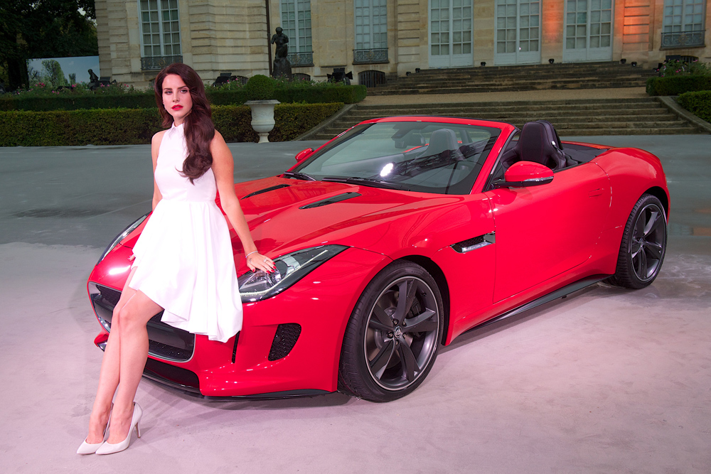 Jaguar – F-TYPE – Weltpremiere in Paris