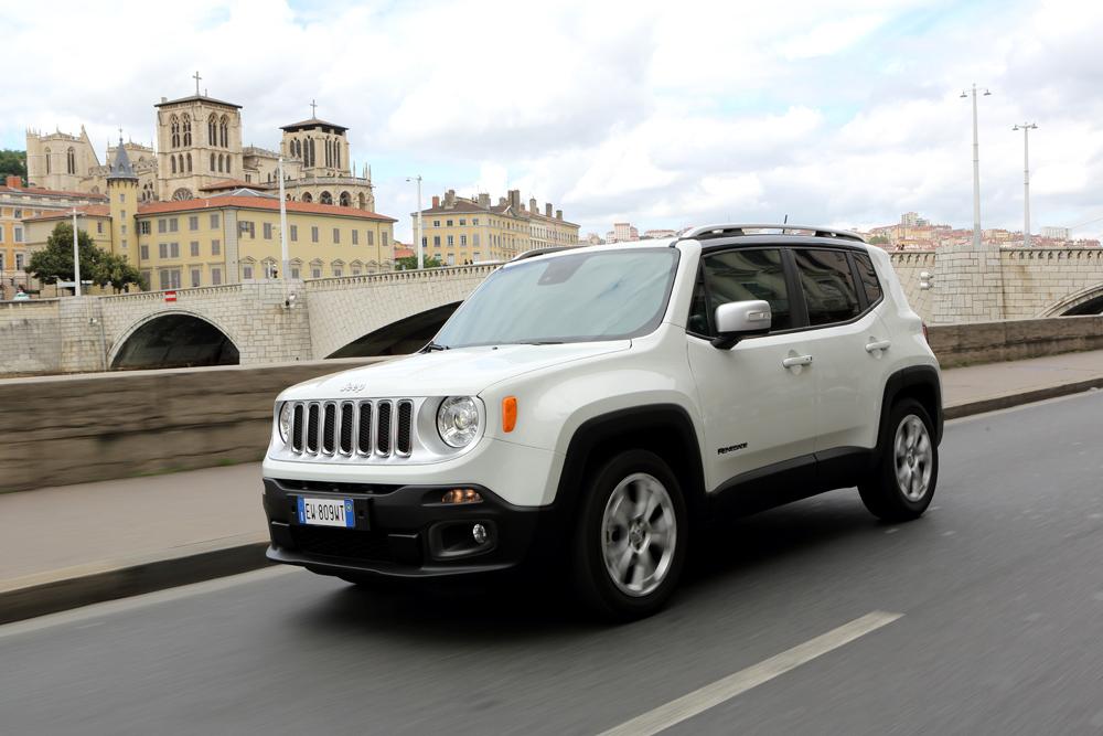 Jeep – Neuer Jeep® Renegade