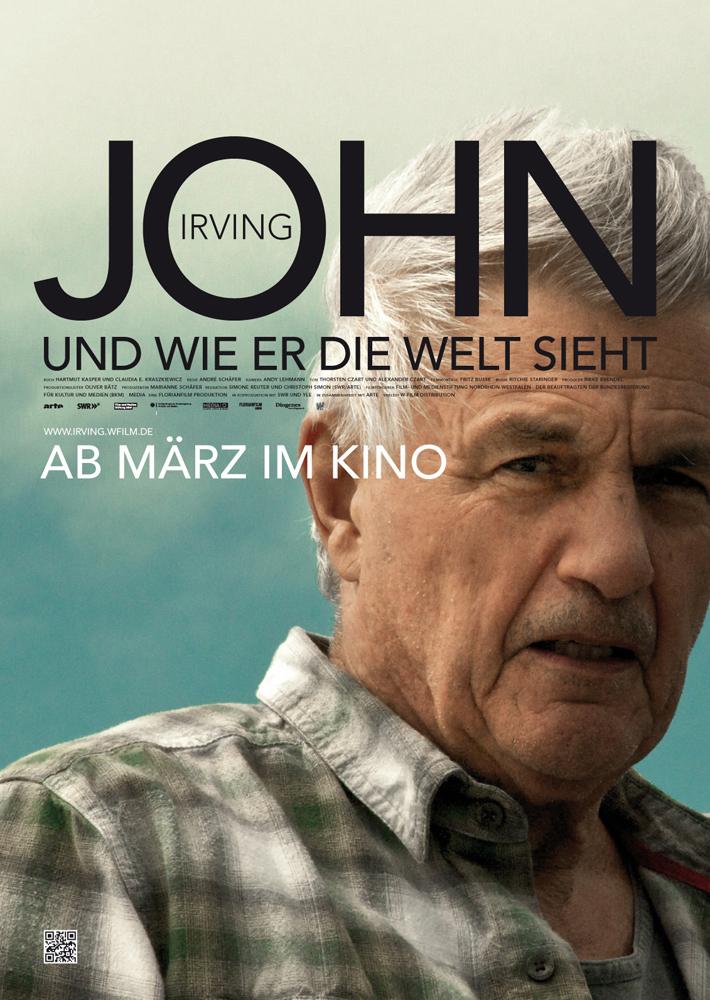 John Irving – J. Irving und wie er die Welt sieht