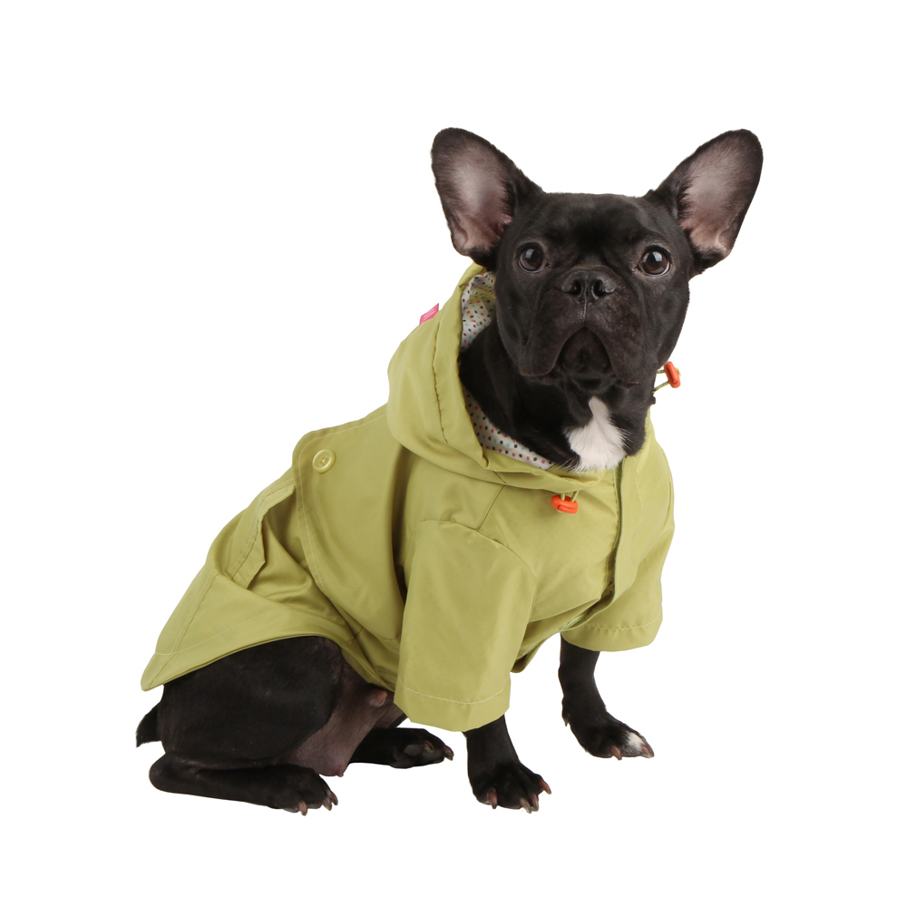 Koko von Knebel – Slicker Raincoat