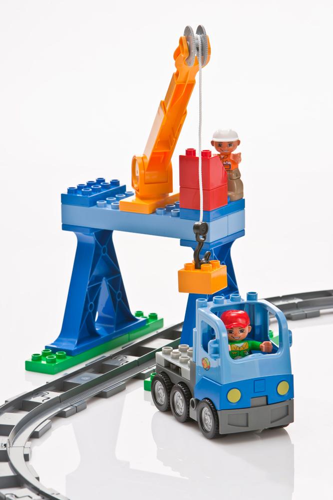 LEGO DUPLO – Eisenbahn Super Set