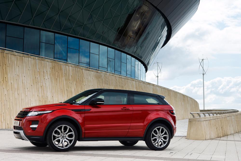 Land Rover – Evoque