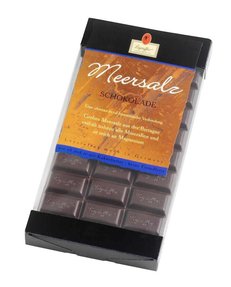 Leysieffer – Halbherbe Schokolade