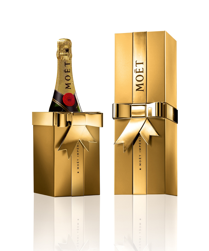 MOËT & CHANDON – The Gift von Moët & Chandon