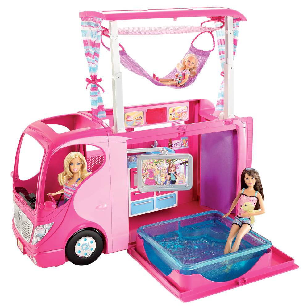 MATTEL – Barbie Family Camper