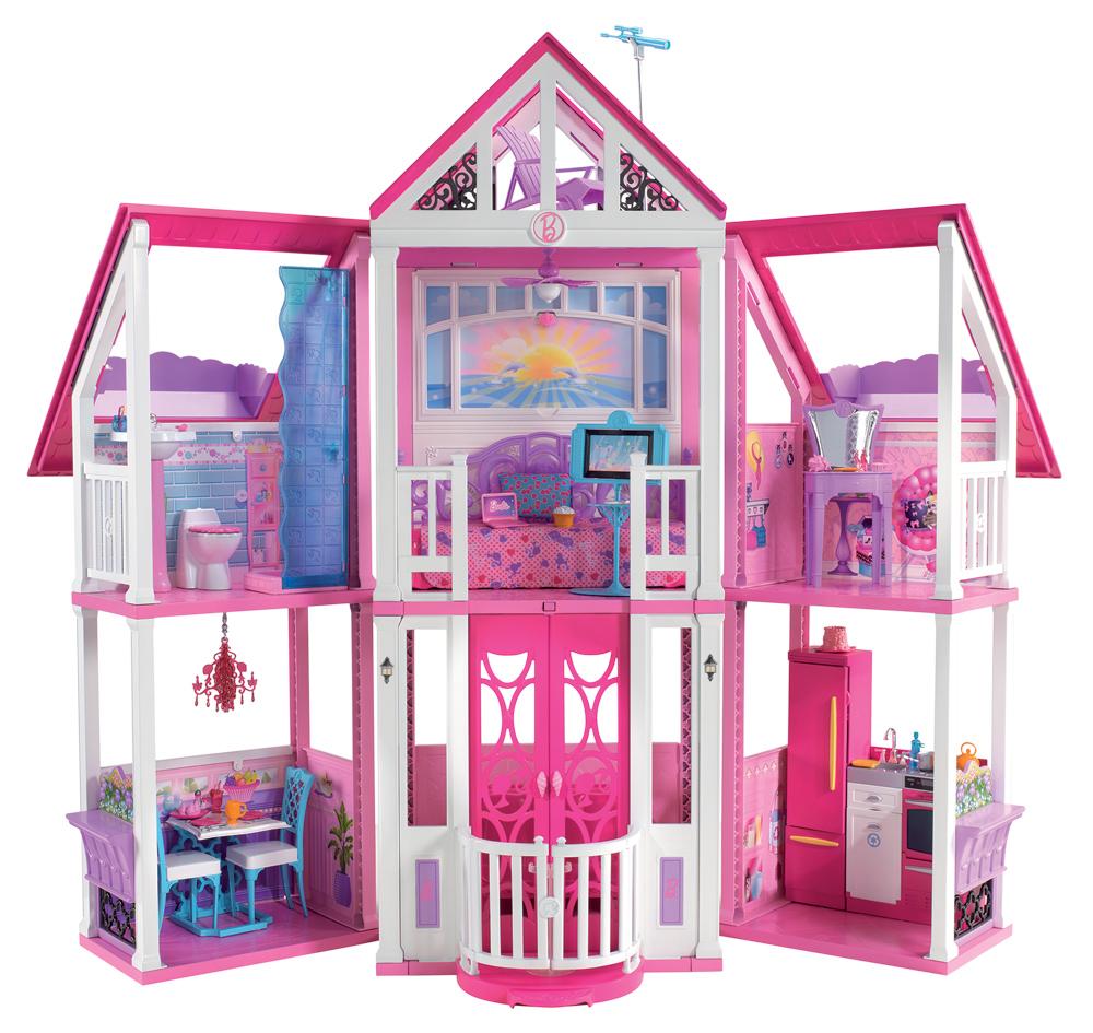 MATTEL – Barbie Traumhaus