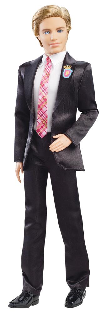 MATTEL – Ken als Prinz Nicolas