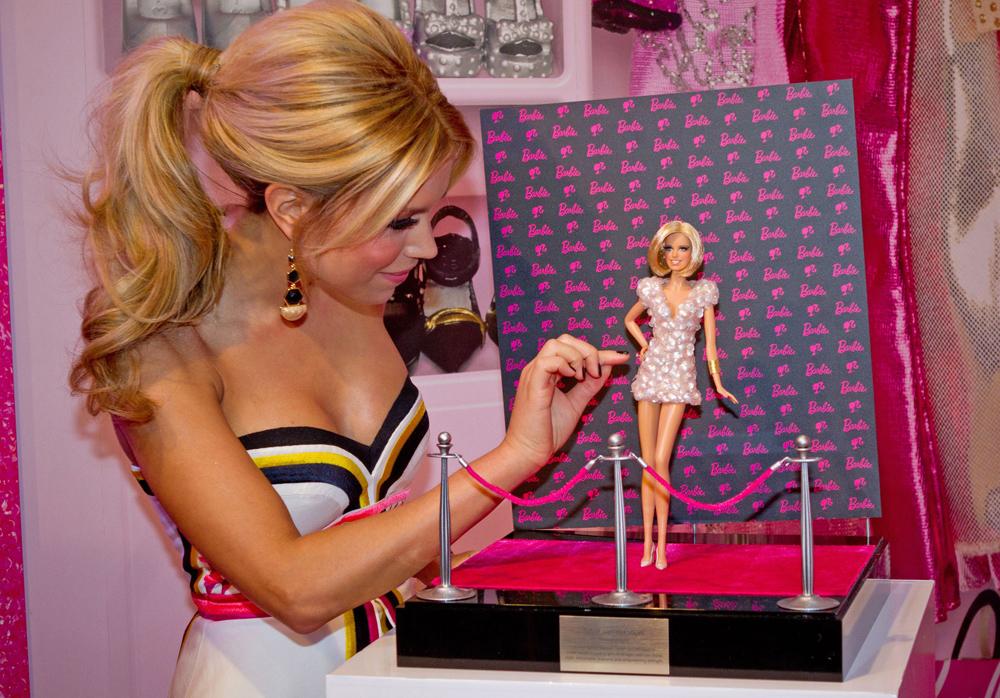 MATTEL – Barbie / Sylvie van der Vaart