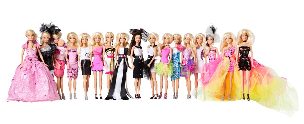 MATTEL – Barbies neue Kleider