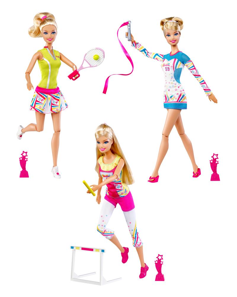 MATTEL – Barbie® goes Olympia