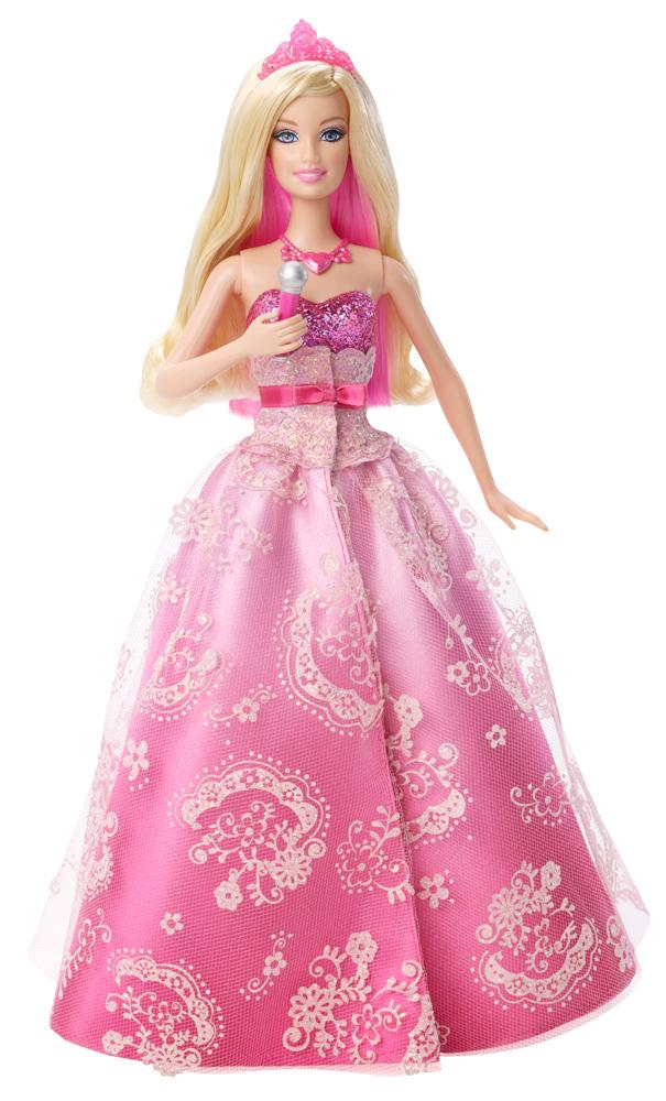 MATTEL – Barbie als Popstar in 14 Kinos