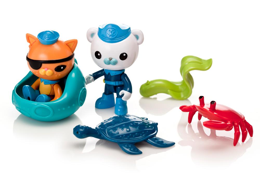 MATTEL – Oktopod Spielset
