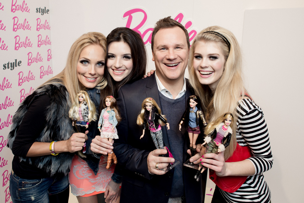 MATTEL – Barbie® Kollektion 2014