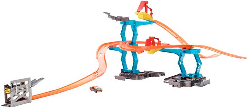MATTEL – Super-Stuntbahn Starter Set
