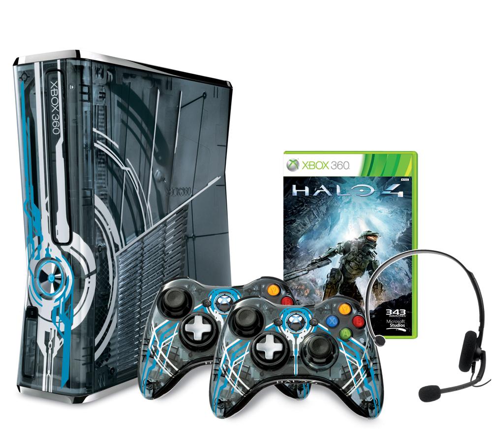 Microsoft – Limitiertes Halo 4 Konsolenbundle