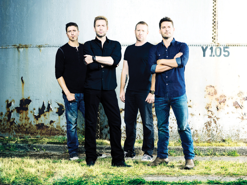 NICKELBACK – No Fixed Address