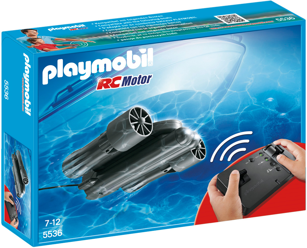 PLAYMOBIL – RC-Unterwassermotor