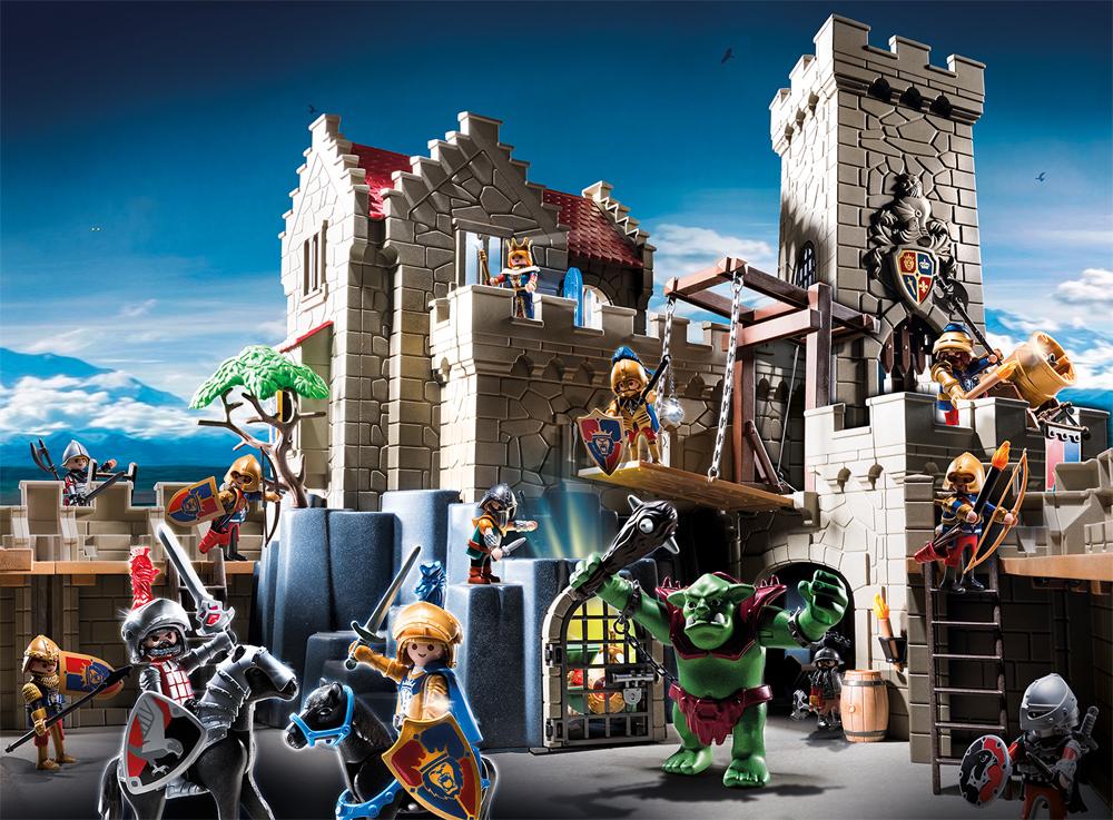 PLAYMOBIL – Große Ritterwelt
