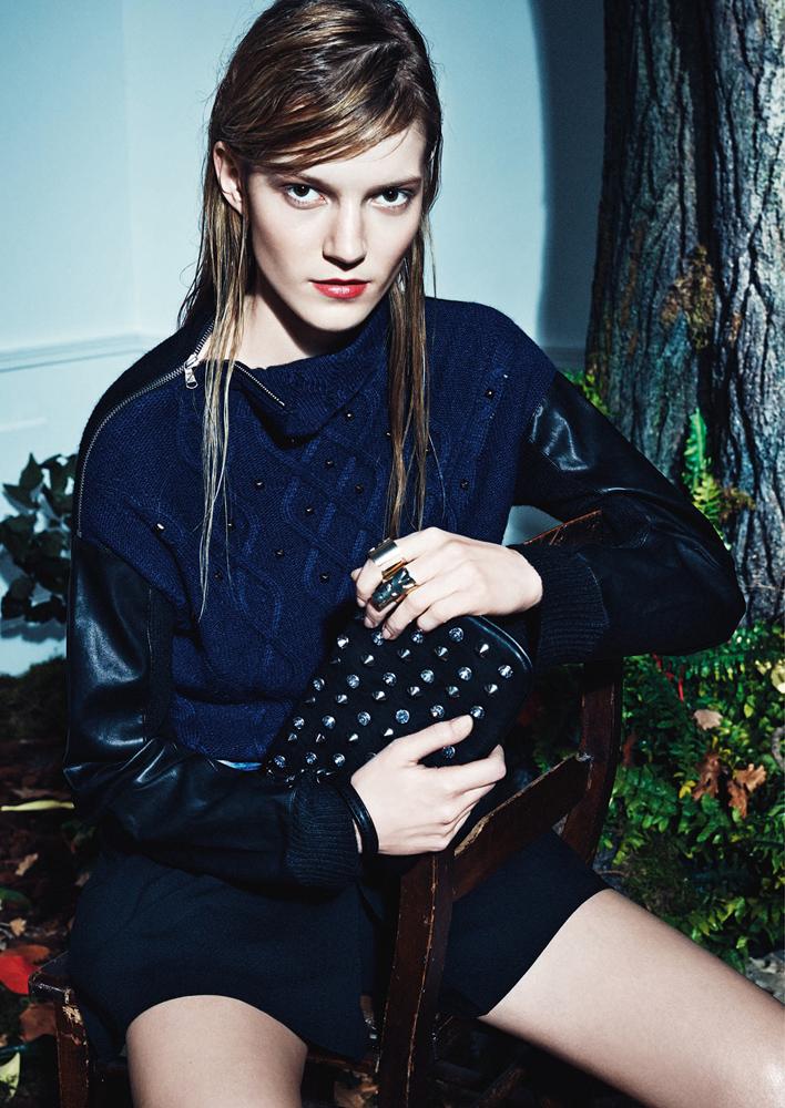 Patrizia Pepe – Damen, H/W 2014, Look 23