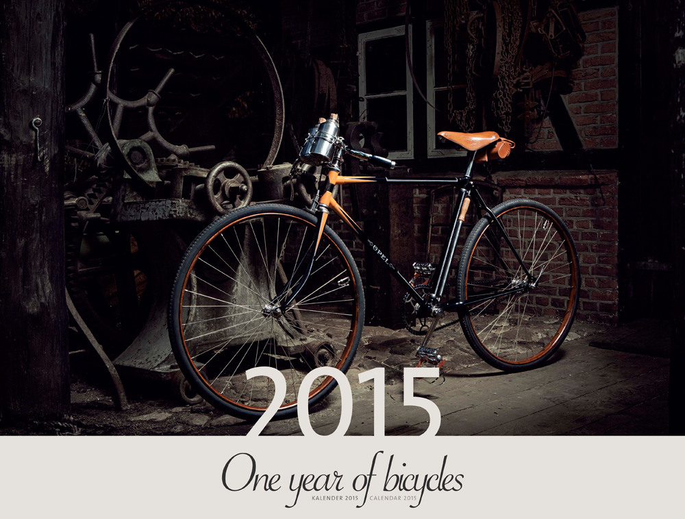 Peter Rüssmann – One year of bicycles (Kalender)