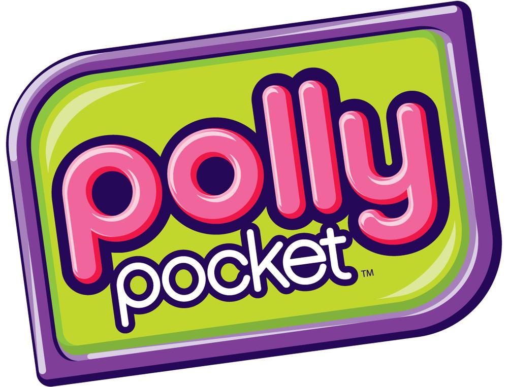 MATTEL – Polly Pocket Logo