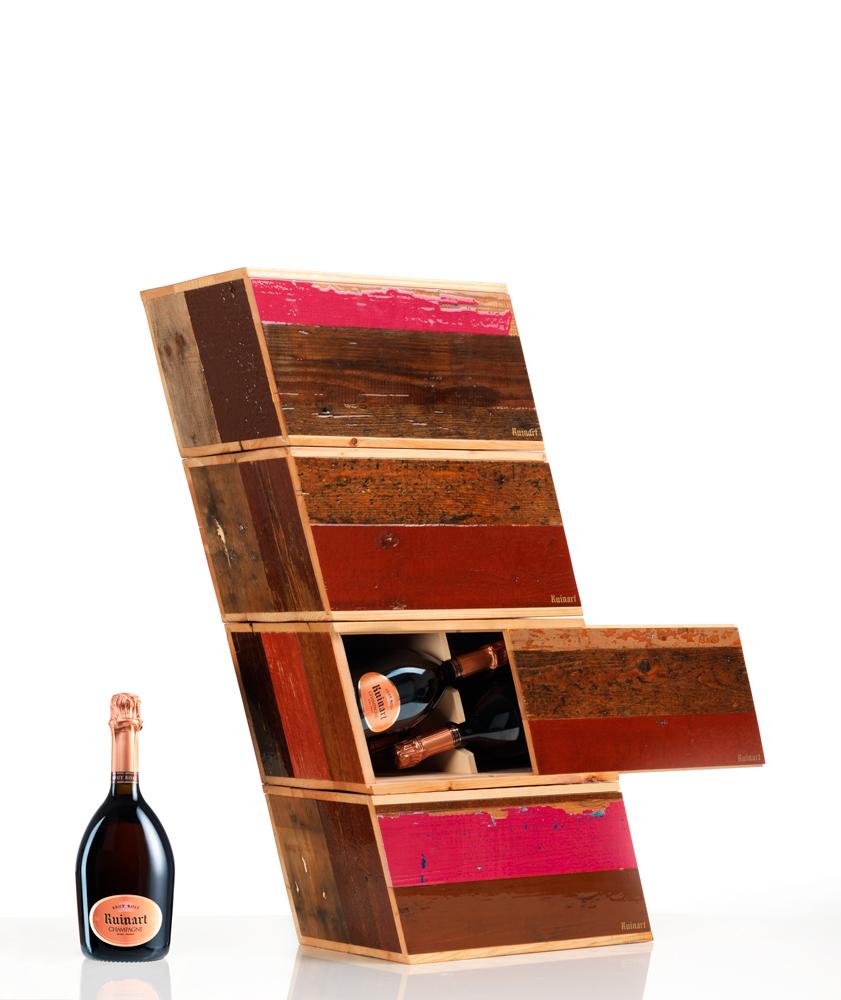Ruinart – Ruinart Rosé by Piet Hein Eek