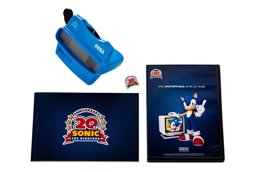 SEGA – Sonic Generations™