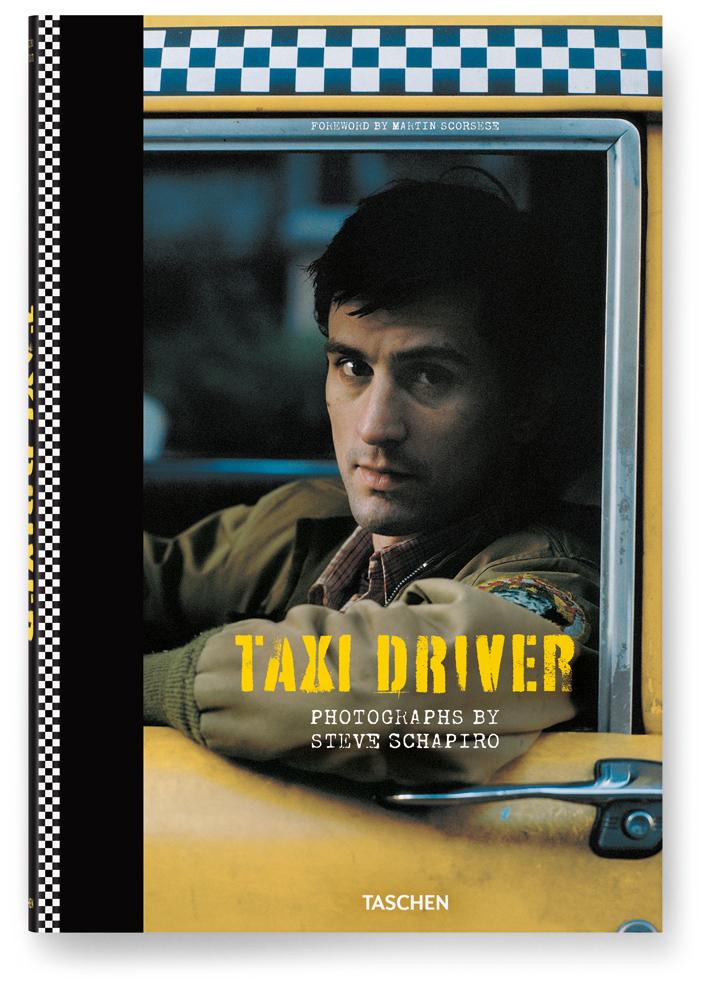 TASCHEN – Steve Schapiro. Taxi Driver