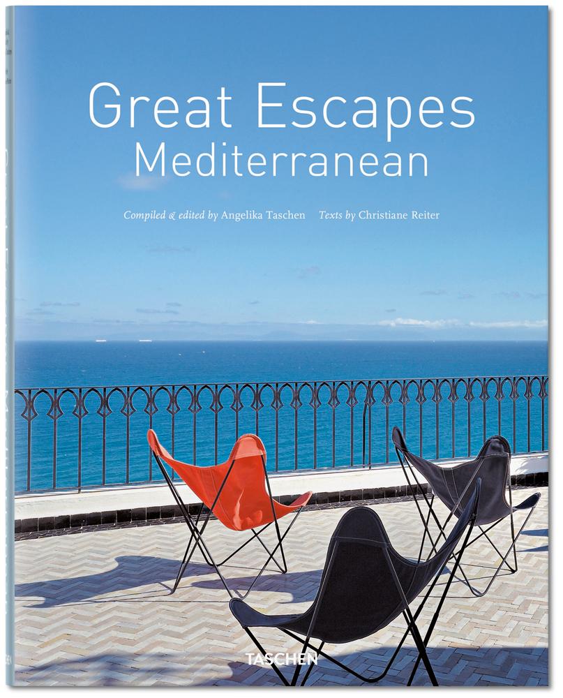 TASCHEN – Great Escapes Mittelmeer. Aktualisierte Ausgabe