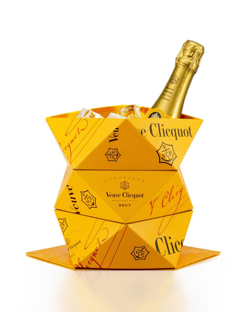 Veuve Clicquot – Clicq'up / Champagner Kühler