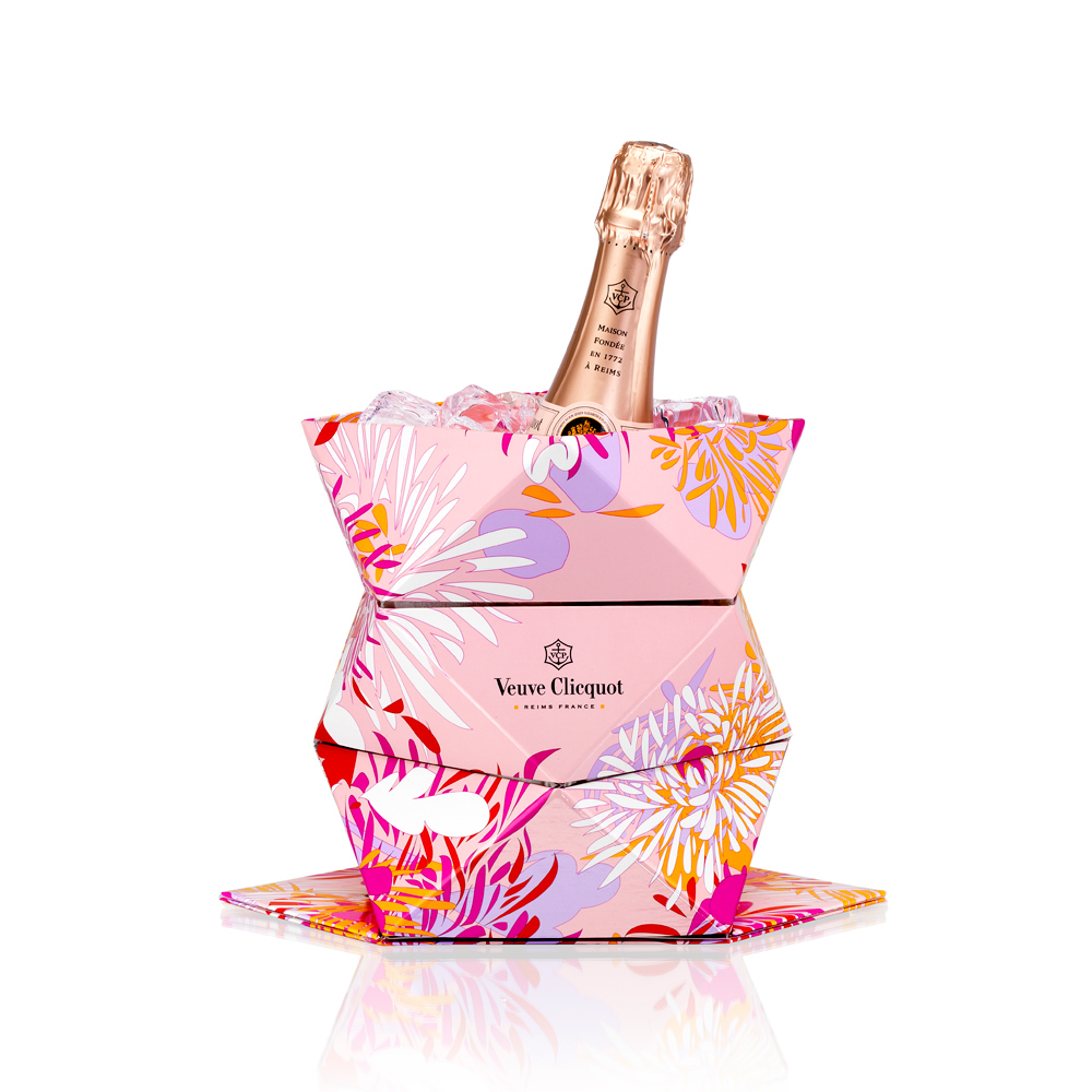 Veuve Clicquot – Clicq'up Rosé