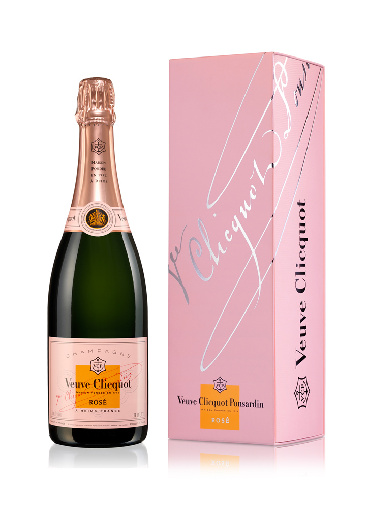 Veuve Clicquot – Rosé in Designbox