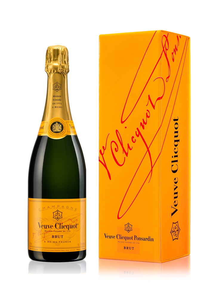 Veuve Clicquot – Brut in Designbox