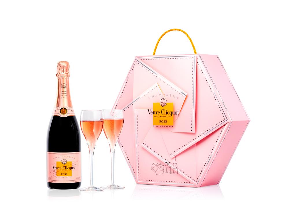 Veuve Clicquot – Rosé Couture