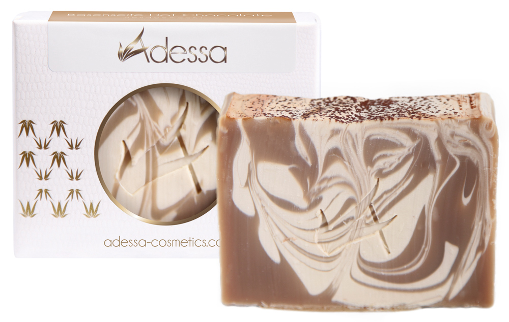 abc nailstore – Adessa Basenseife Hot Chocolate