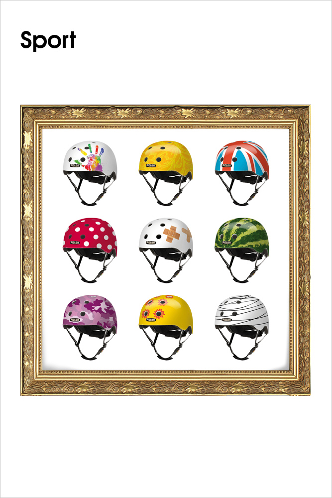Melon® Helmets, Melon® Story Collection