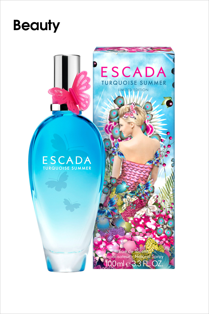 ESCADA, TURKUOISE SUMMER